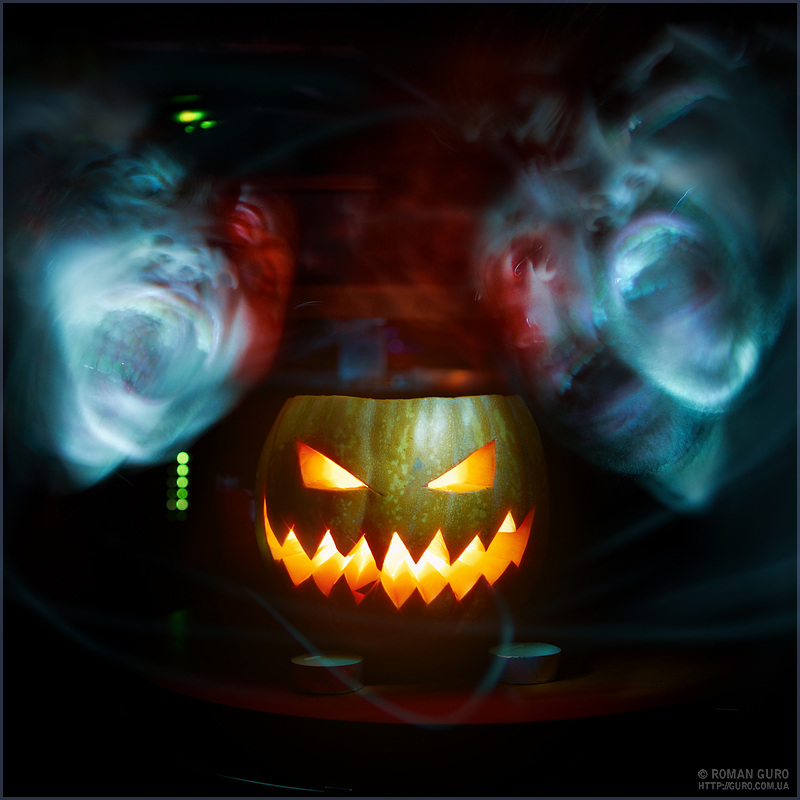 Halloween! С праздником вас всех! :))))